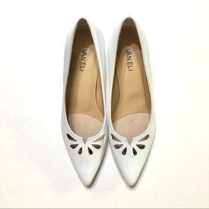 VANELi White Heels